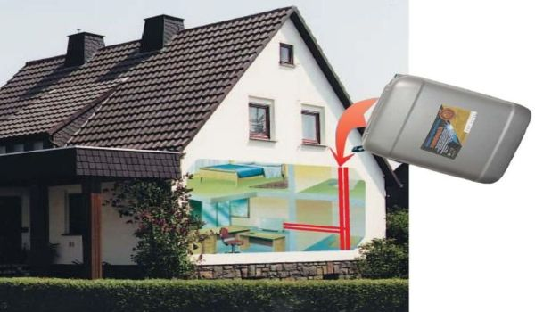 Антифриз в качестве теплоносителя загородного дома