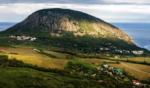 Медведь гора (Аю-Даг) в Крыму