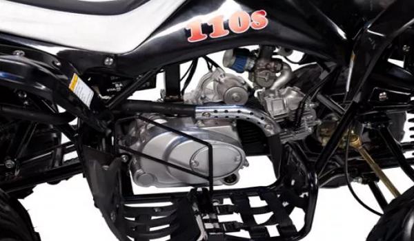 Двигатель IRBIS ATV 110s