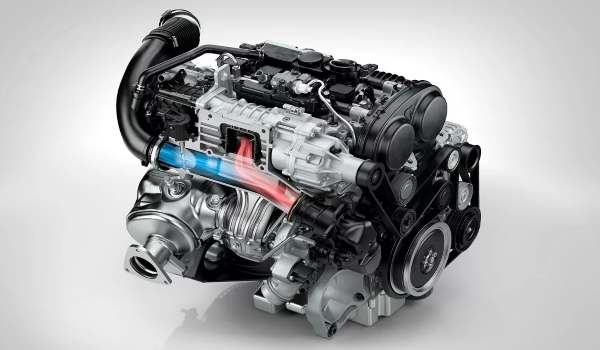 Двигатель S90