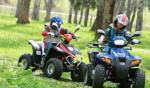Квадроцикл детский бензиновый ATV-110 от 8 до 12 лет