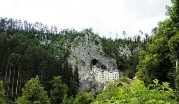 Замок Эразма Предъямского