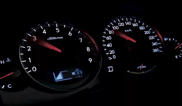 Приборы Subaru Legacy