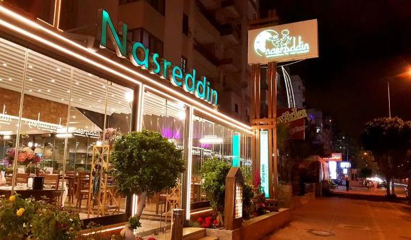 Ресторан Насреддин