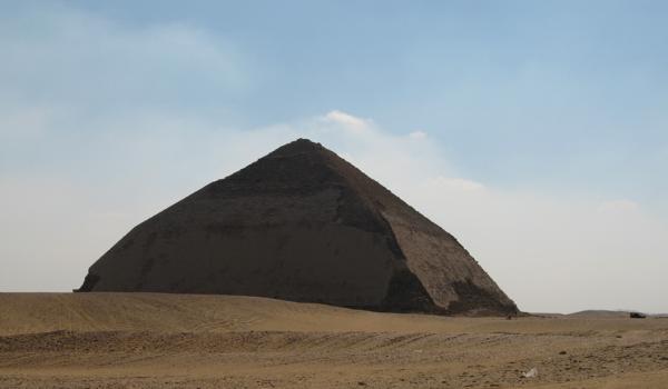 построенная в Дахшуре около 2620 года до н.э.