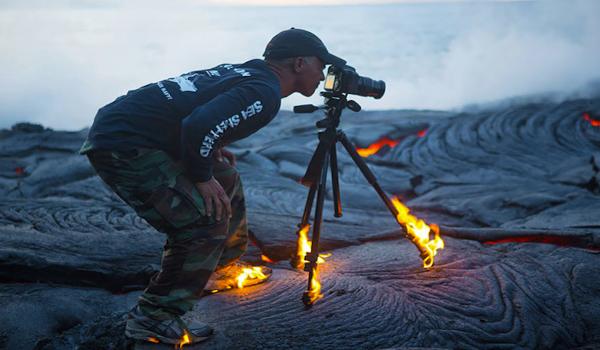 Штатив - незаменимый помощник фотографа