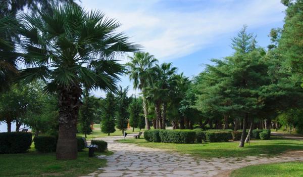 парк Ататюрк