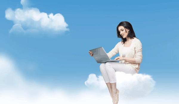 Бизнес, облако и человек
