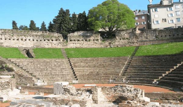 Театро Романо Италия, Верона: достопримечательности, фото и описание
