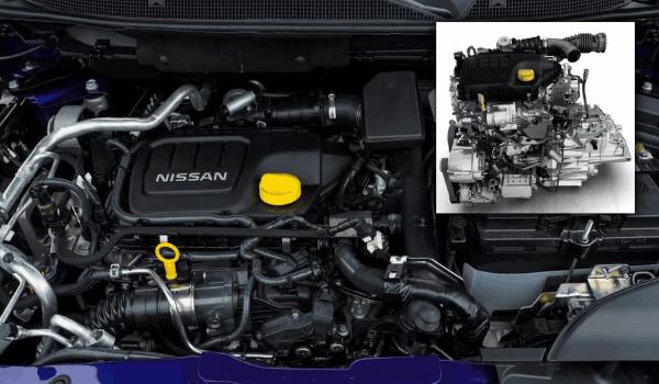 Двигатель Ниссан Кашкай
