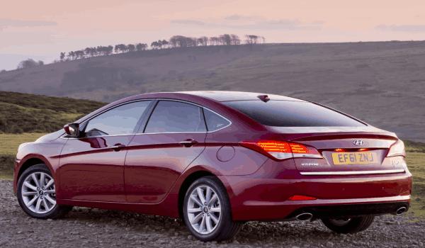 Hyundai i40 седан и его характеристики