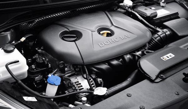 Hyundai i40 двигатель