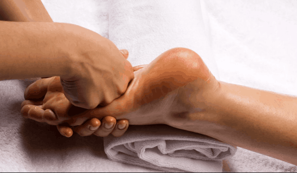Ноги расслабление