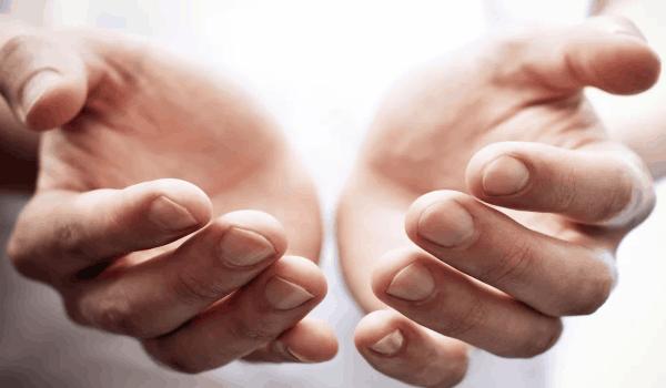 Руки расслабление