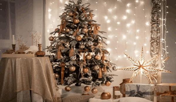 Новогодняя елка 2019 год