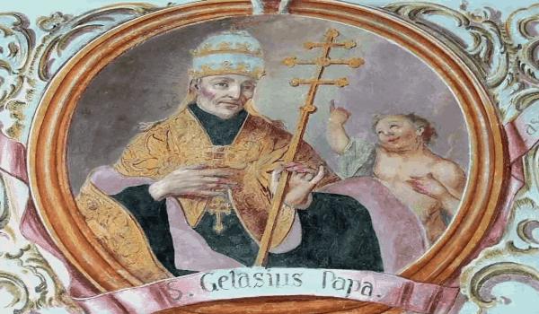 папа Геласий I
