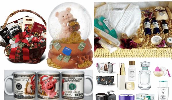 Что можно подарить на Новый год 2019 маме