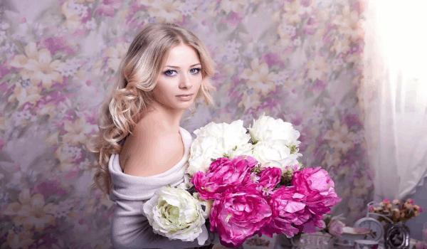 Цветы беспроигрышный вариант