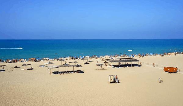 Пляж Анапы